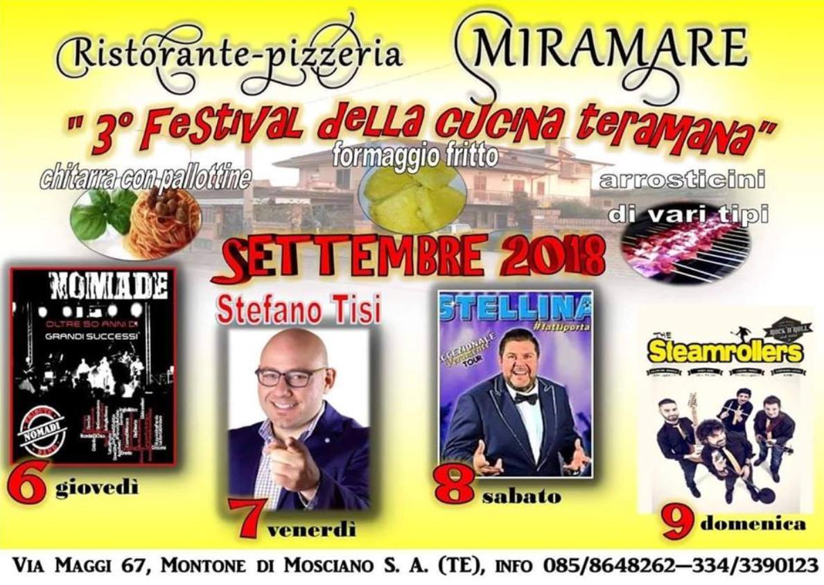 """Cucine Mosciano Sant Angelo serata all'insegna della """"cucina tradizionale teramana""""…. 4"""